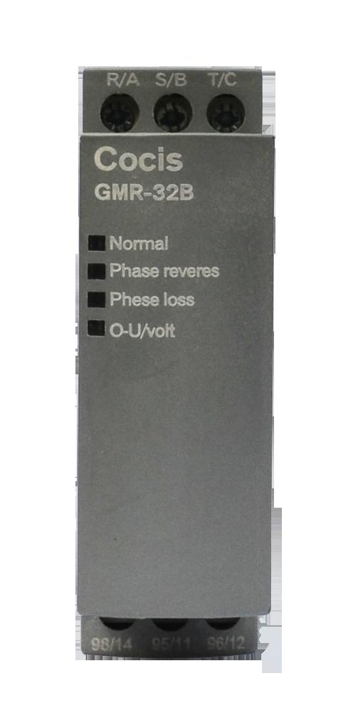 GMR-32B_Smart單相過欠壓保護器
